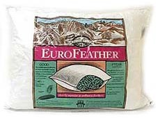 Euro Feather Pillows